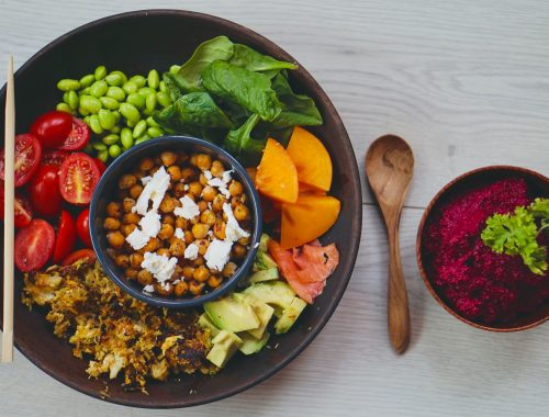 Clean Eating Bowl